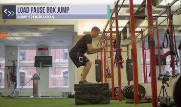 Load Pause Box Jump