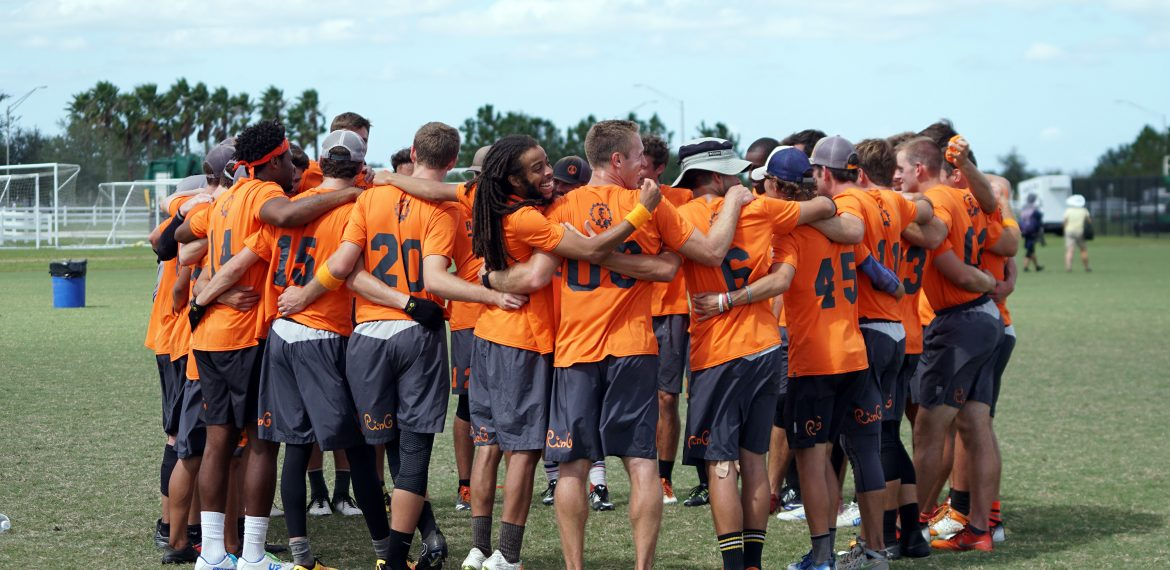 Best of luck to Ring of Fire at WUCC 18!