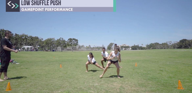 Low Shuffle Push (field)