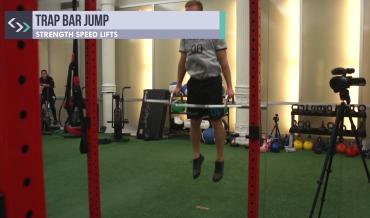Trap Bar Jump