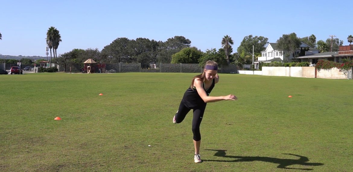 External Rotation Hop