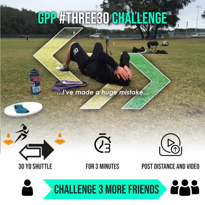 #three30 challenge instructions