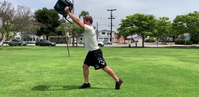 Rotation Bag Reach Slow (Gymless)