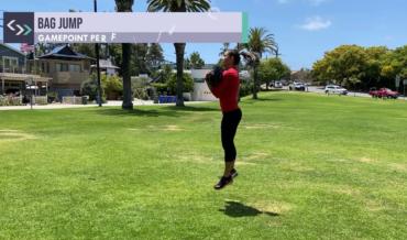 Bag Jump (Gymless)